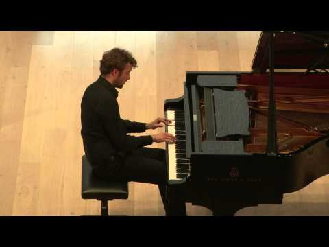 Grieg Competition 2014: Grieg - Myllarguten's Bridal March & Solveig's Song (Joachim Carr)