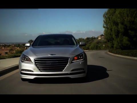Prueba Hyundai Genesis 2015 Espaol