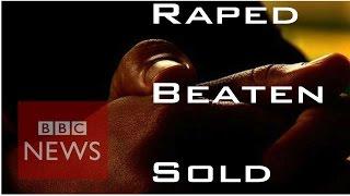 Yazidi women held as sex slaves by IS - BBC News