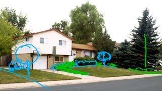 Virtual Landscape Makeover - Colorado | P. Allen Smith Classics