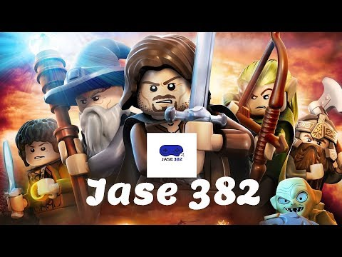 lego-lord-of-the-rings---escape-osgiliath-|-jase382