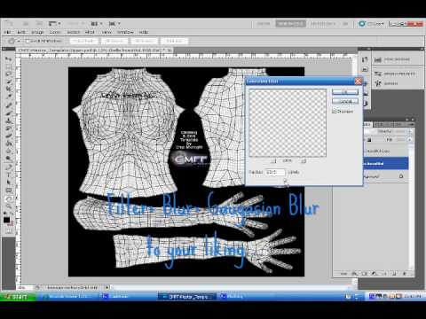second life templates for gimp - how to make a second life tattoo youtube
