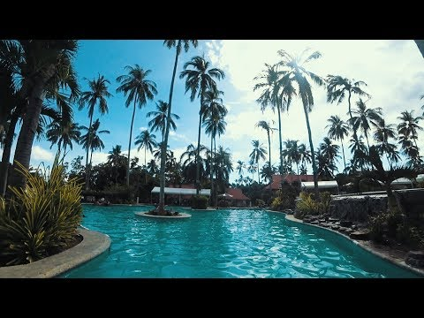 [Philippines] The Resort With Beach And Pool In Dumaguete! Bahura Beach Resort