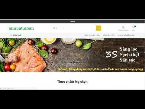 Quảng cáo sản phẩm trên Aimuatuiban.com #aimuatuiban #vnuslab #vneed #aicantuicho  #nhacbuoisang
