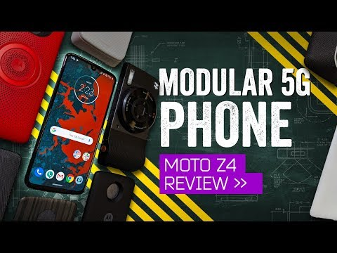 Moto Z4 Review: