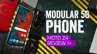 """Moto Z4 Review: Is This The Moto Z """"4"""" U?"""