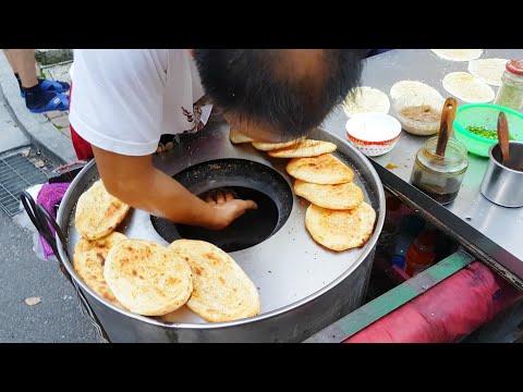 Street food Finger Food China Jiangsu Province 4K UHD
