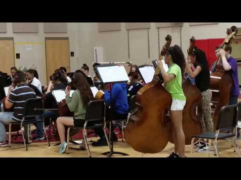 Hazelwood Middle School Orchestra