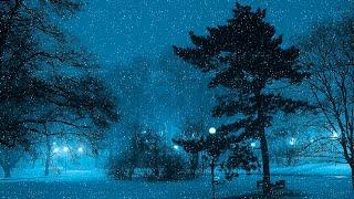 Эффект падающего снега в Photoshop