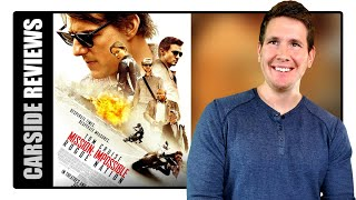 Mission Impossible 5 - Rogue Nation Review : Carside Reviews ep22