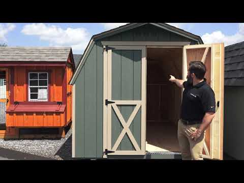 Things To Know When Selecting Your Next Shed at J&L Amish Depot