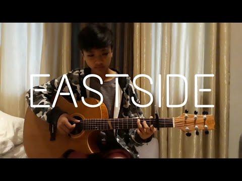 Eastside - Halsey, Khalid & Benny Blanco - Cover (Fingerstyle Guitar)