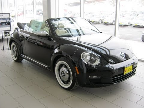 50's Edition Beetle Convertible with Heritage Package