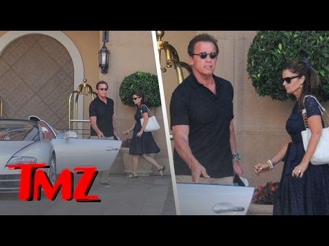 Arnold Schwarzenegger is Out With Maria Shriver | TMZ