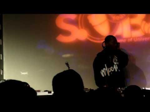 CORY GUNZ - Live SOB'S New York City