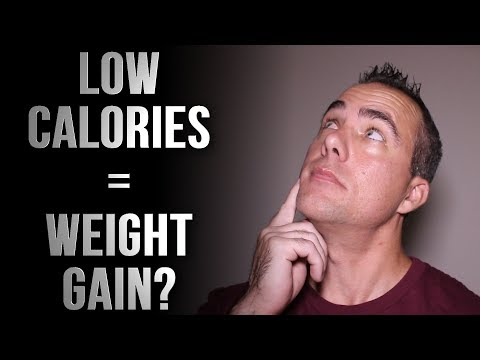 Will You Gain Weight From Under Eating? (Starvation Mode Real?)