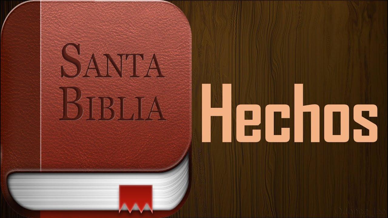 Libro de los Hechos de los Apóstoles - Biblia hablada