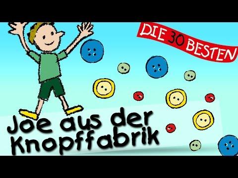 Joe aus der Knopffabrik - Die besten Kinderturnlieder    Kinderlieder