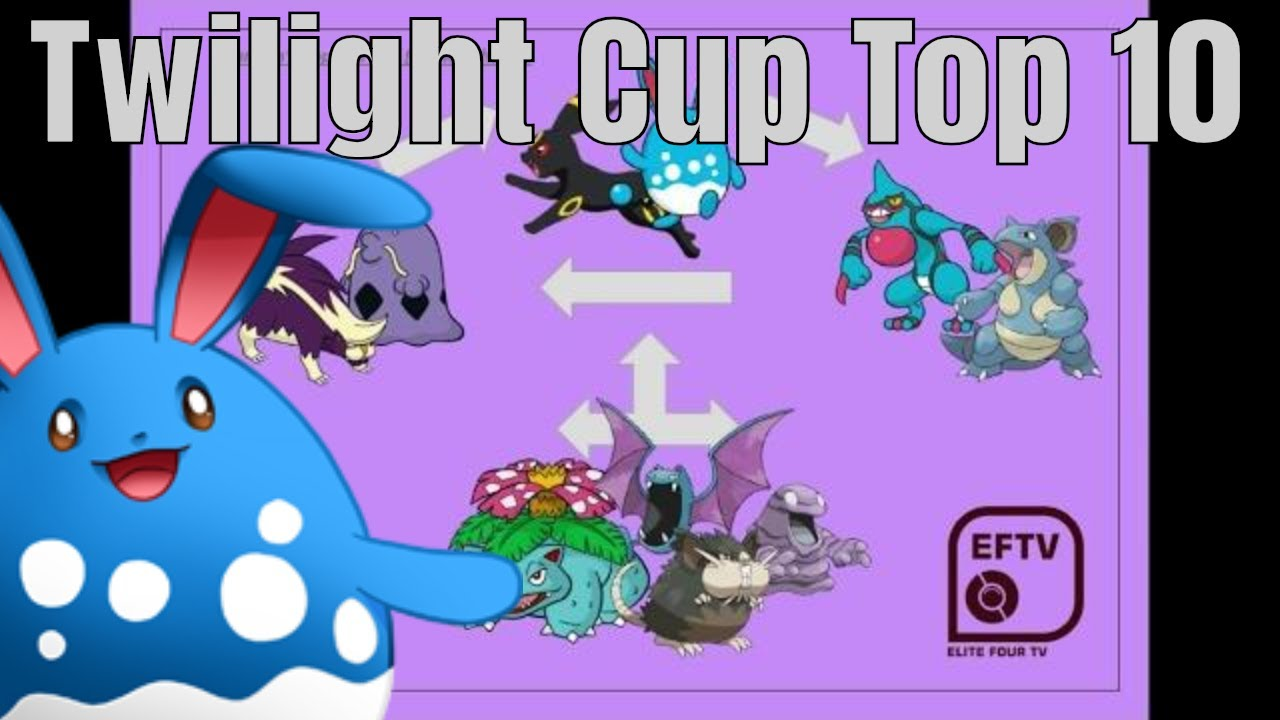 Twilight Cup Top 10 Pokemon To Win Your Tournament!