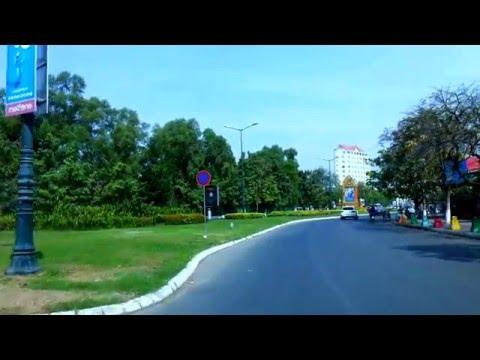 Asia Travel - Touring Asian Phnom Penh Streets - Youtube 123