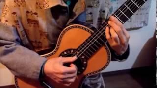 Oblivion / Guitar TAB    Astor Piazzolla  オブリヴィオン(ピアソラ)