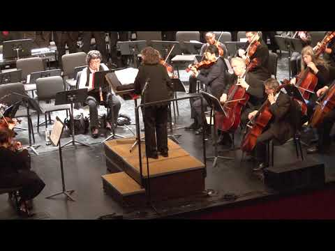Lehman College and Community Orchestra and Chorus Winter Concert 2018