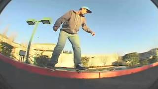 World record longest 50-50 on a red curb - Kyle Anderson - Subscriber submission