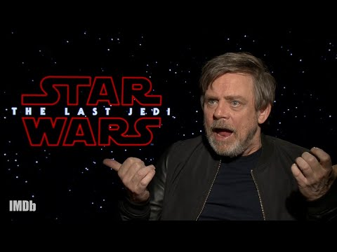 Mark Hamill Disagreed With Rian Johnson About Luke Skywalker's Direction | IMDb EXCLUSIVE