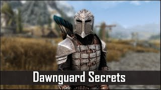 Skyrim: 5 Dawnguard DLC Secrets You May Have Missed in The Elder Scrolls 5: Skyrim