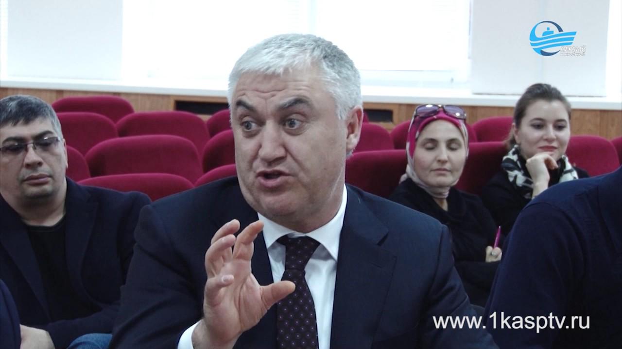 Презентация программы «Центр управления процессами» состоялась в администрации Каспийска