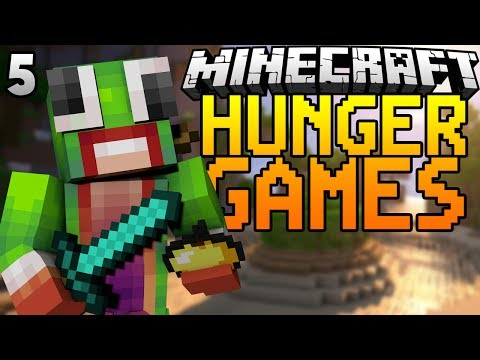 Minecraft: Hunger Games Survival - Game 5 | DIAMONDS!