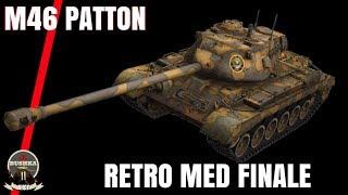 Скачать The M46 Patton The Last Retro Medium World Of Tanks Blitz