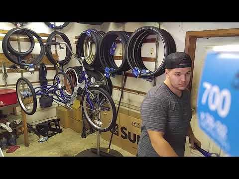 Miami Sun Trike Assembly