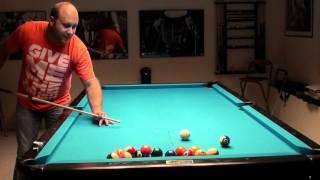 Pool Chalk - Kamui chalk vs Drywall