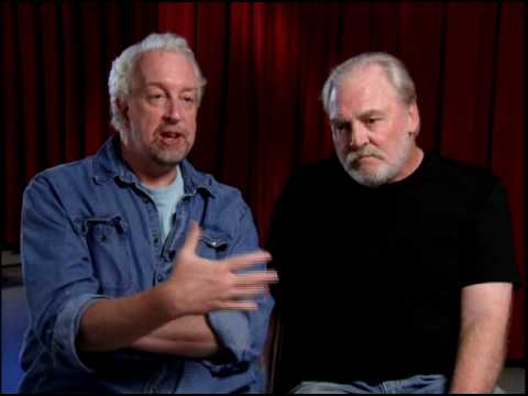 King Lear Interview with Stacy Keach, Robert Falls