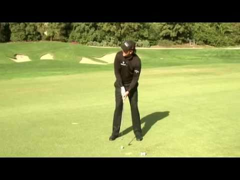 Phil Mickelson - How to hit a ball into the wind