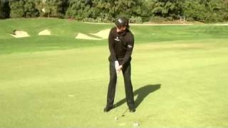 Phil Mickelson - Hitting the Ball Into The Wind
