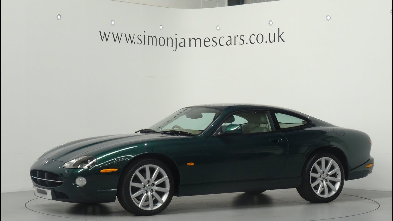 High Quality Jaguar XK8 4.2 S 2005   YouTube