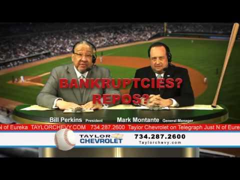 Taylor Chevrolet 2013 Baseball Commercial 2 - YouTube