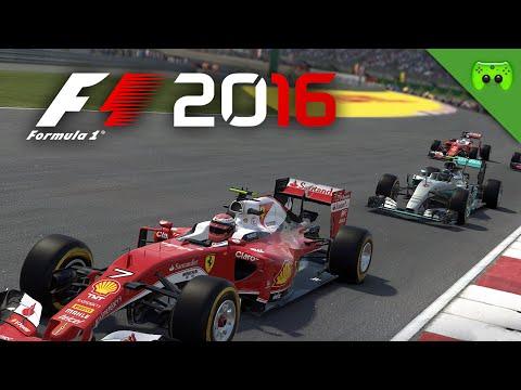 TRAININGSRUNDE 🎮 F1 2016 #1