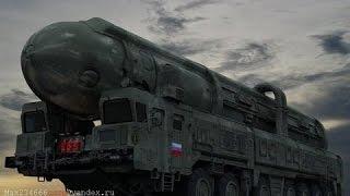 """Оружие гарантированного возмездия - ракета """"Воевода"""""""