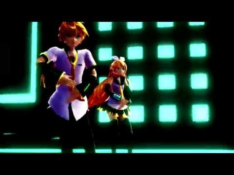 【MMD】Childish War 【Future Rin and Len】 READ DESCRIPTION