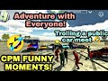 CPM FUNNY MOMENTS! Adventure with Everyone! Car parking multiplayer new update 4.8.2