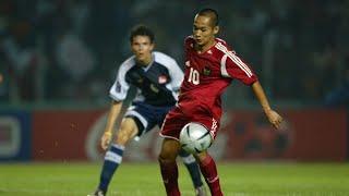 Indonesia vs Singapore (AFF Championship 2004: Final 1st Leg)