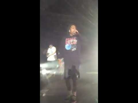 Asap Mob - Walk On Water ( Lil Yachty )  LIVE Arizona