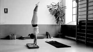 Day training of Liu Xin contortion