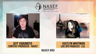 Careers in Esports: Kaitlyn Whitman, Live Ops Producer for LCS