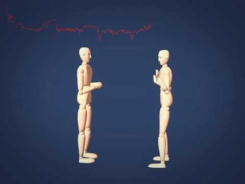 Visualisation of the nonverbal parameter Proxemics