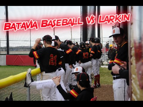 Batavia Baseball vs Elgin Larkin 2016