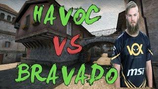 CSGO: POV Renegades Havoc vs Bravado (26/8) inferno @ ESWC 2015